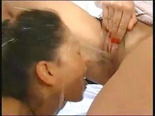 Lesbian pissing