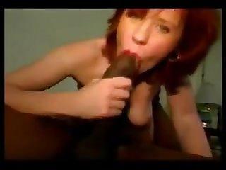 Bbc loving redhead