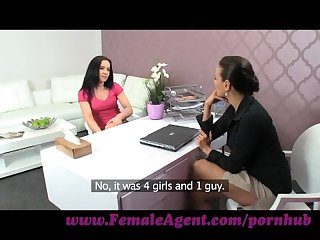 Femaleagent naughty sexy minx up for anything