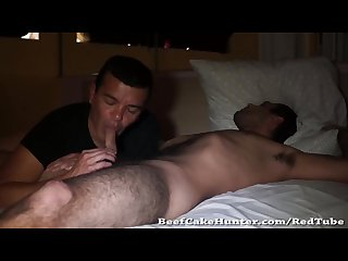 Dark Motel encounter with a straight cock