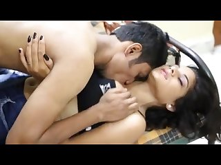 Indian sexy girl having sex doing yoga hot southindian girl boobs pussy sex