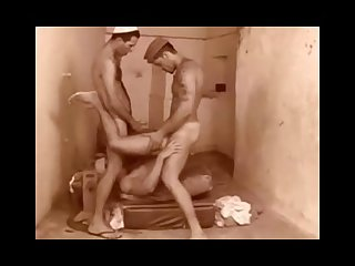 Arabian threesome