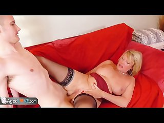 Agedlove sam bourne and mature amy hardcore