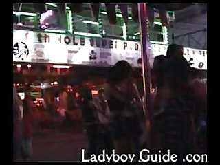 Pattaya walking street 1