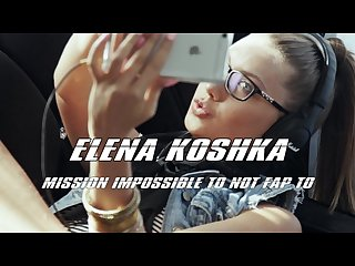 Elena koshka mission impossible to not fap to a gemcutter tribute pmv