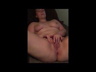 Teen closeup masturbating pussy pulse orgasm