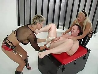 Bad boyz bound and fucked 2 scene 1