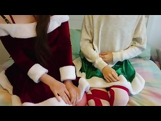 A christmas message from rosie and alena happy holidays everyone