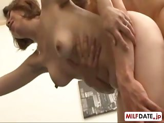 Sensual japanese mom remarriage