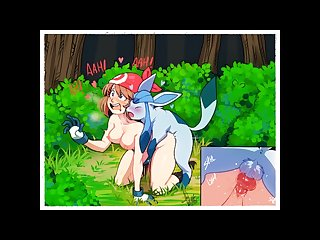 Pokemon hentai slideshow