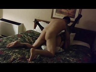 Hubby films wife wit other guys in hotel