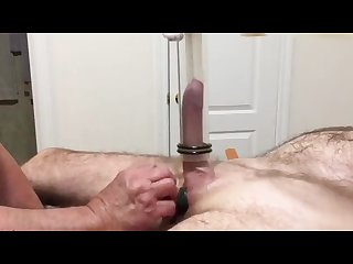 Milking machine bj 4 hairy daddy