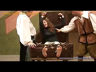 Ticklish witches awesome Tickling video
