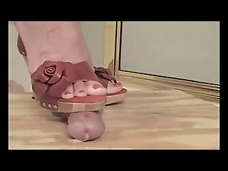 Heeljob shoe job cummy compilation 2 heelslovers pornhub