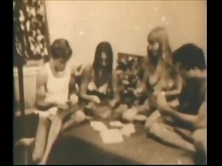 Group play strip poker