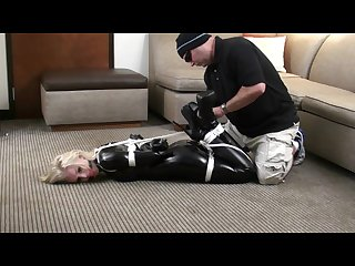 Tied in heels Liz Ashley Struggle in your boots mistress