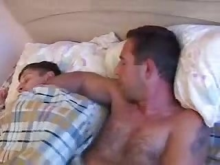 Daddy s good morning fuck for his boy