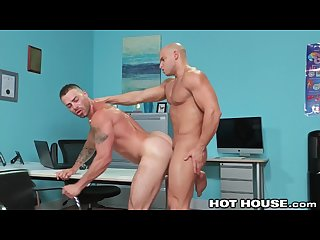 Rugged Sex 4 SEXY Hunk Doctor & HOT Muscle Latino Patient