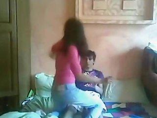 Students fuck on hidden camera