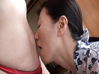 Japanese Belly lick