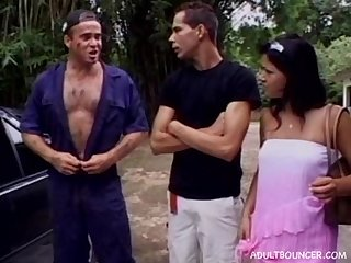 Rocco brazil bisexual mechanic