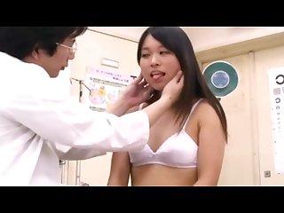 Japanisch Schule Mädchen Massage