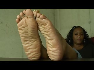 Soles of charlie