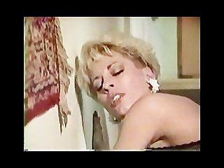 Blonde milf vintage interracial fuck