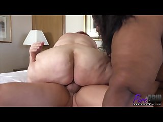 Ssbbw babes sweet cheeks teanna Tiffany share a cock