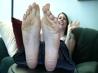 Samanthas flawless soles creamy wrinkles size7