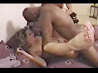 Sexy white wife gangbanged by mulitple bbc husband flims