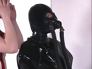 Anna mills loves rubber