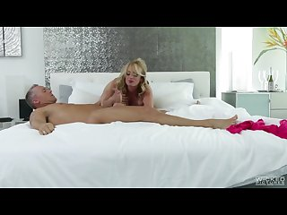 Wicked the madam busty blonde milf stormy daniels loves cock