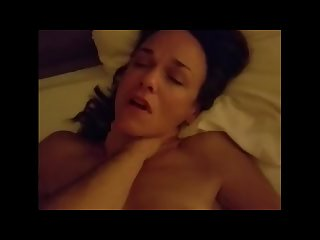 Milf strapped down choked face fucked and pussy fucked