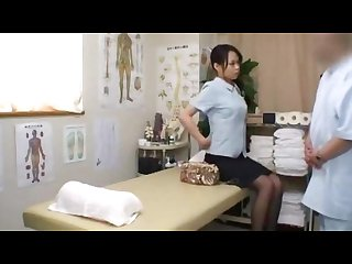 Happy with japanese massage 01 clip1