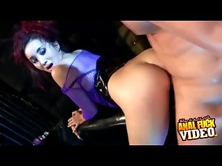 Anal and pussy fucking for cytherea