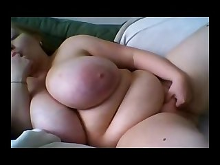 Incredible bbw with huge breasts