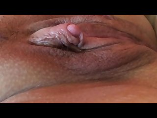 Afternoon blowjob for big clit milf Hotwife