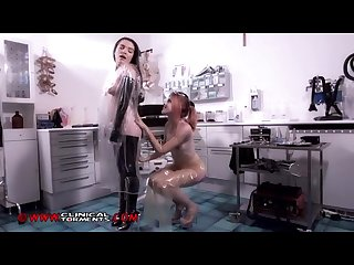 Amarna miller y chiara diletto anal training