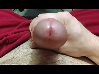 Really short jerk off Vid with pov closeup of spurting cumshot