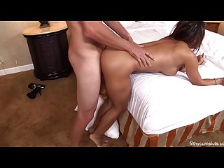 Anal fucking a latin mom oily sexy body massage filthycumsluts com