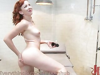 Anal slut has something to prove