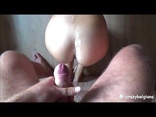 Please cum on my ass