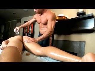 Gay massage and blow