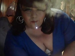 Bbw sissy diane smoke slut every beautiful inch of her