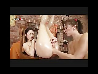 Double anal fisting lesbians