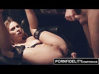 Pornfidelity anya olsen cum fetish slut creampied deep