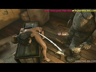 CASSIE CAGE FUCKED BY 2 3D MONSTERS (1)