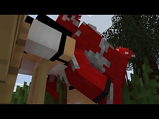 Minecraft cum in belly sebie x mooshroom