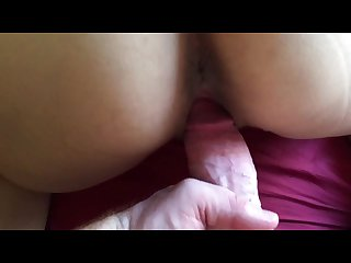 Wet pussy sounds close up pussy fucking puckering asshole Premature cum
